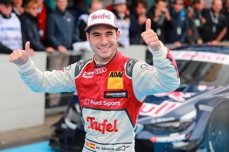 La reestructuración de Audi en el DTM se lleva por delante a Miguel Molina