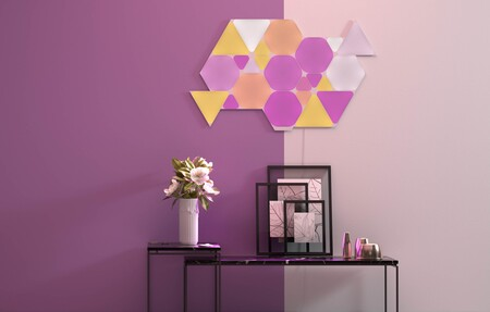Nanoleaf amplía su gama de luces LED Shapes con Triangle, sus nuevas formas triangulares disponibles en dos tamaños