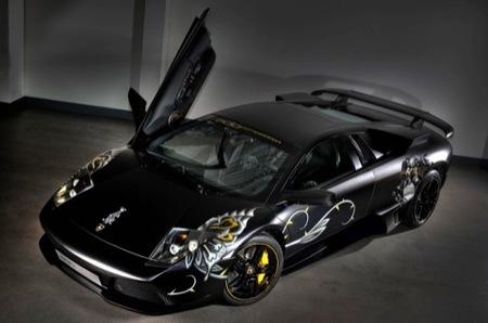 Lamborghini Murcielago LP 710, Edo Competition y Audigier crean el Lambo más potente
