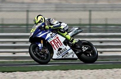 Rossi y Jerez,  7 victorias en todas las categorías