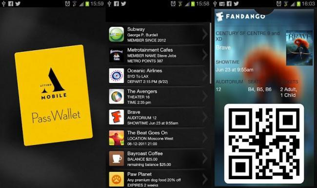 PassWallet para Android