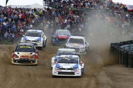 El Mundial de Rallycross visitará Montmeló en 2015