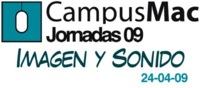 Jornada CampusMac de imagen y sonido, 24 de Abril en Barcelona