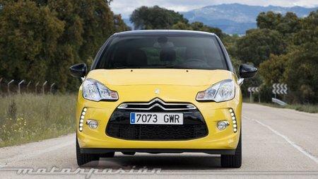 Citroën DS3 1.6 155 THP, prueba (valoración y ficha técnica)