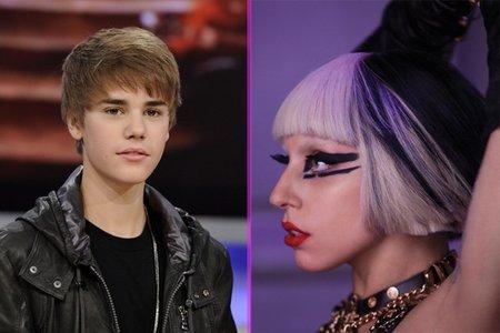 Justin Bieber y Lady Gaga, los más caritativos de 2011: ¡bravo por ellos!