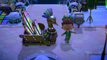 Animal Crossing New Horizons Carnaval 05