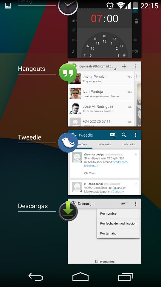 Foto de Android 4.4 KitKat (15/21)