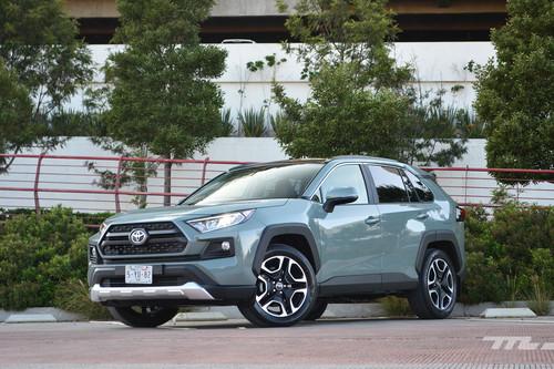 Toyota RAV4 Adventure, a prueba: el SUV japonés vuelve a ser carismático (+ video)