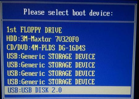 Secuencia de inicio BIOS
