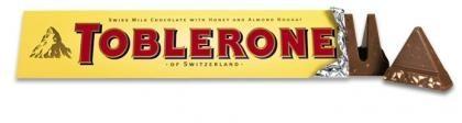 Toblerone, seguro que lo has probado