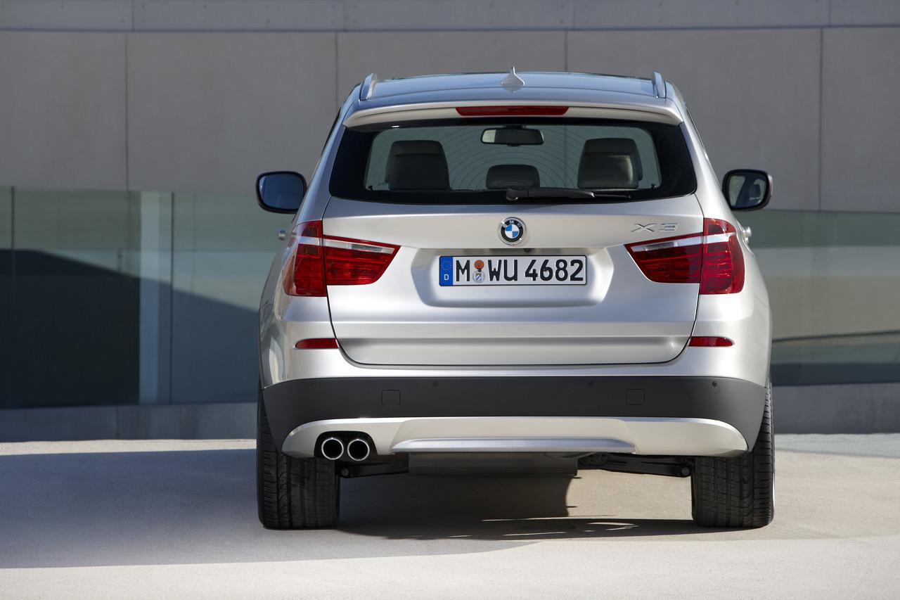 Foto de BMW X3 2011 (88/128)