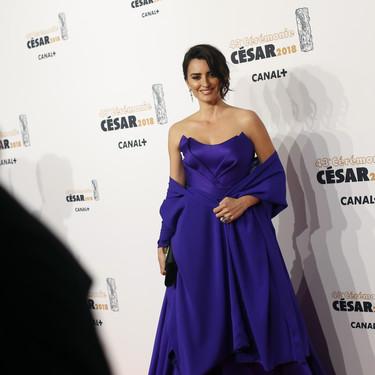 Así ha sido la alfombra roja de los Premios César 2018