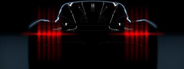 Confirmado el Aston Martin Project 003: un hiperdeportivo híbrido hermano pequeño del Valkyrie