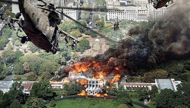 Destruyendo la Casa Blanca