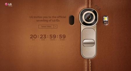 LG y las claves del primer 'teaser' del G4: ¿innovación en materiales?