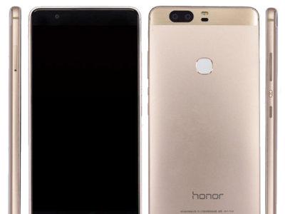 El Honor V8 se deja ver con un hermano mayor, el supuesto Honor V8 Plus con pantalla QHD