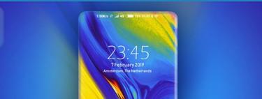 Xiaomi patenta un móvil que se curva hacia los cuatro lados y es 'todo pantalla'