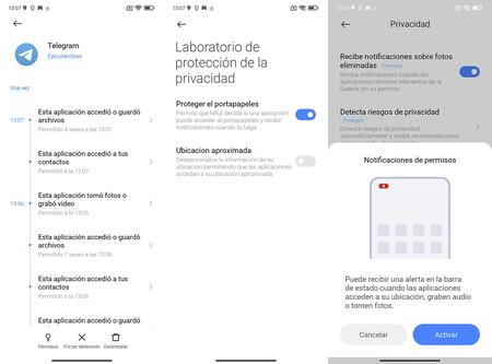 Privacidad Xiaomi