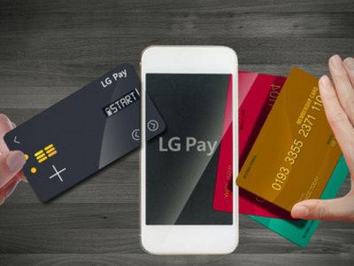 El LG G6 es el terminal elegido para que LG Pay debute en Corea del Sur en el mes de junio