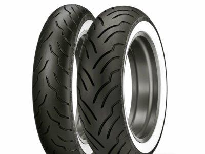 Dale el toque de estilo definitivo a tu custom con los Dunlop American Elite