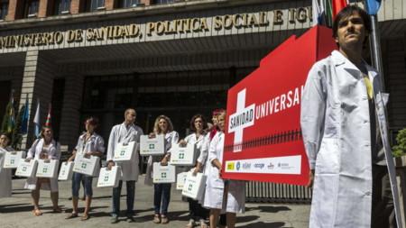 El gasto sanitario sube en España, ¿Por qué?