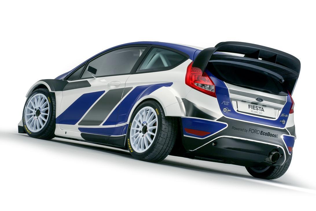 Foto de Ford Fiesta RS WRC (14/27)