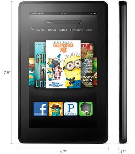 Nuevo Kindle Fire