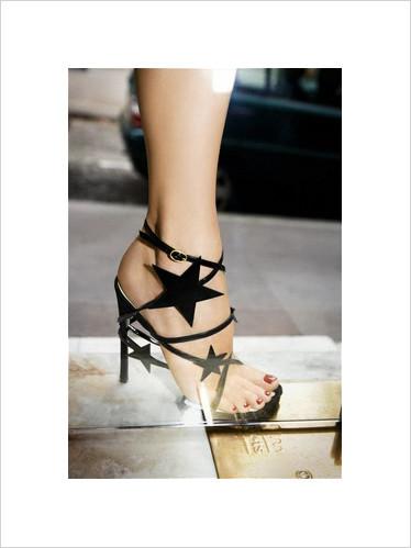 Más imágenes de Kate Moss para Yves Saint Laurent