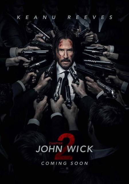 Nuevo cartel de John Wick 2