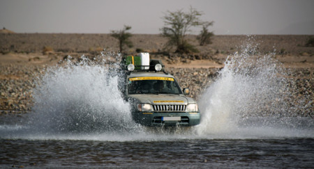 Desierto En Toyota 4x4 11