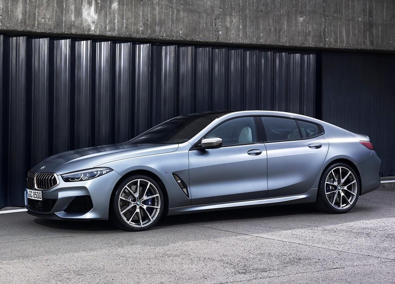 Foto de BMW Serie 8 gran coupé 2020 (6/17)