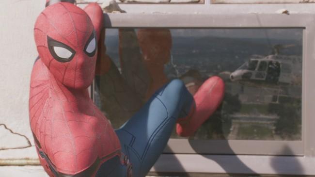 Clip En Exclusiva De Spiderman Homecoming