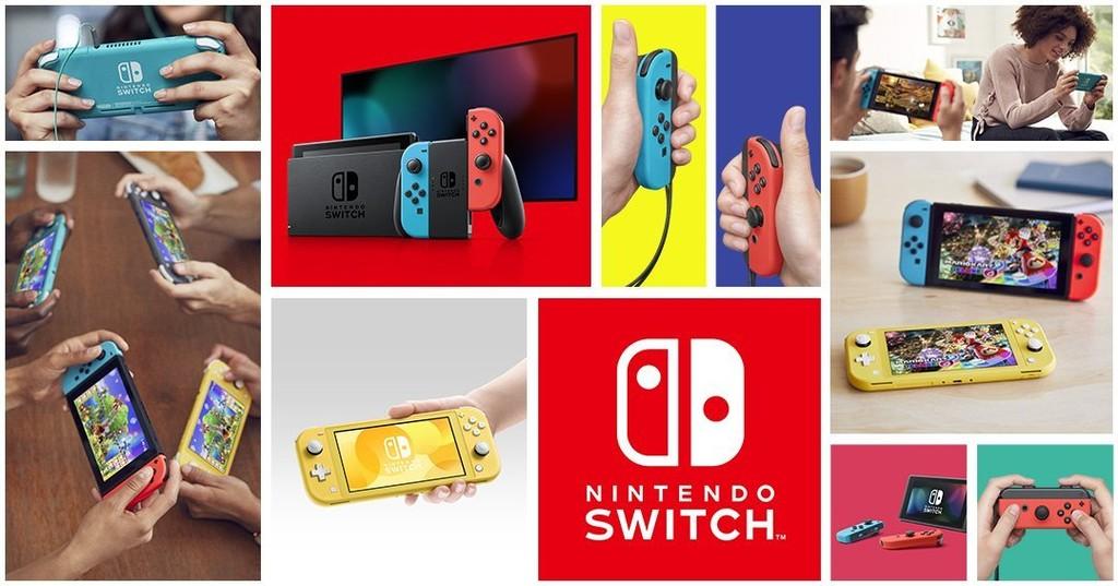 Nintendo Switch sigue abriéndose paso con más de 10 millones de consolas vendidas en Europa