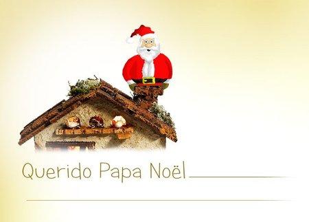Carta para Papá Noel exclusiva de Bebés y más (Navidad'10)
