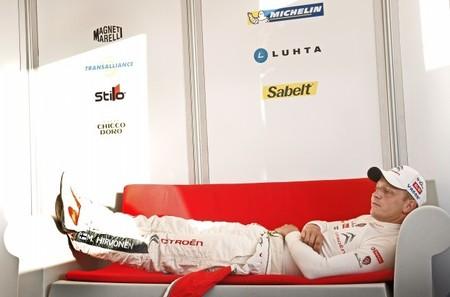 Sébastien Loeb sorprendido por el bajo rendimiento de los pilotos de Citroën