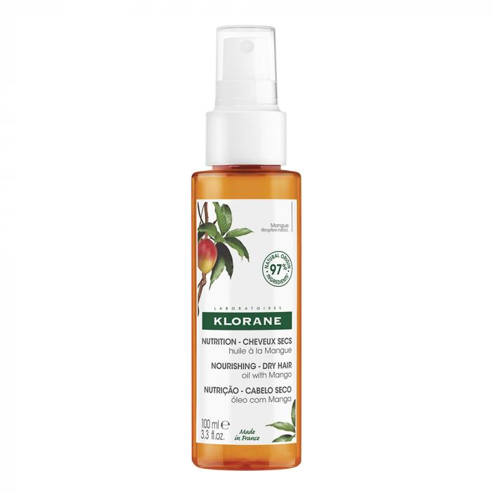 Aceite De Mango Nutritivo Y Protector UV