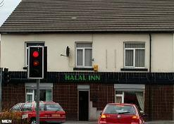 Un pub inglés sin alcohol en Gran Bretaña