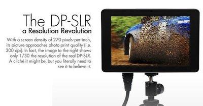 DP-SLR, el marco digital de más alta resolución del mundo
