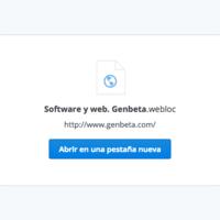 Dropbox habilita el guardado de enlaces en todos los dispositivos