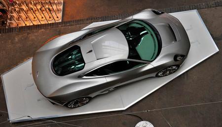 Jaguar planea un hiperdeportivo eléctrico