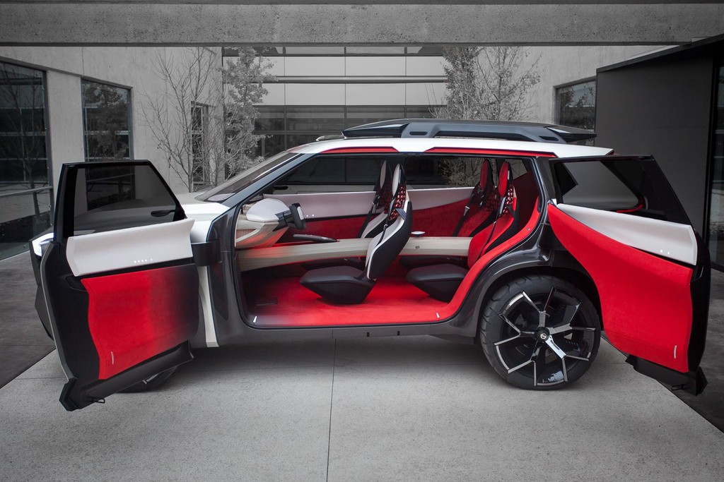 Nissan Xmotion Suv 6