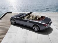 Maserati GranCabrio, sorpresa para el Salón de Frankfurt
