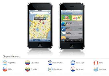 El iPhone ya se expande por tierras de Latino América