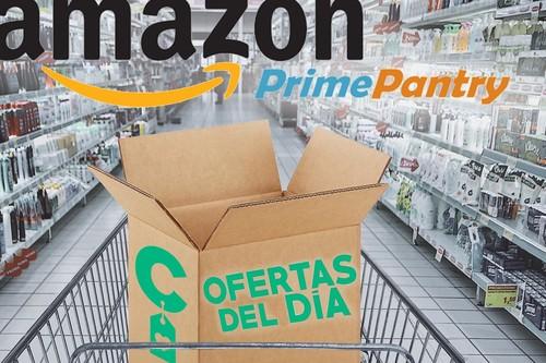 Mejores ofertas del 17 de Octubre para ahorrar en la cesta de la compra con Amazon Pantry