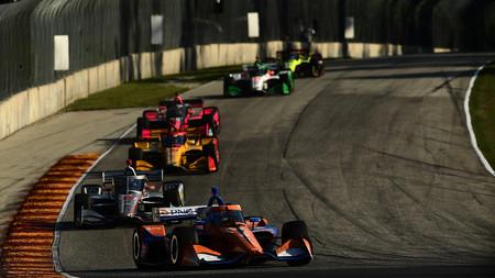 Dixon Road America Indycar 2020