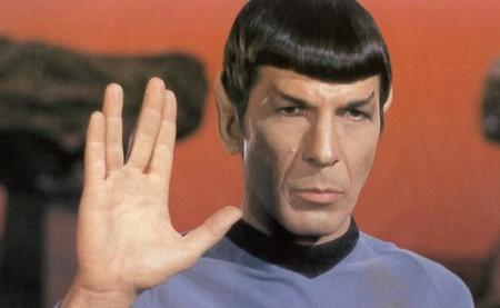 "Adiós a Leonard ""Spock"" Nimoy"