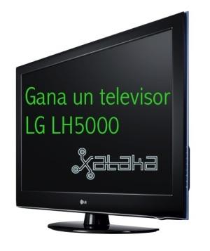 Regalamos un televisor LG LH5000 de 42 pulgadas, ¿te animas?