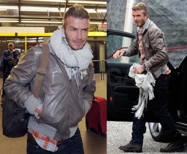 David Beckham está preparado para un nuevo año con el Milán