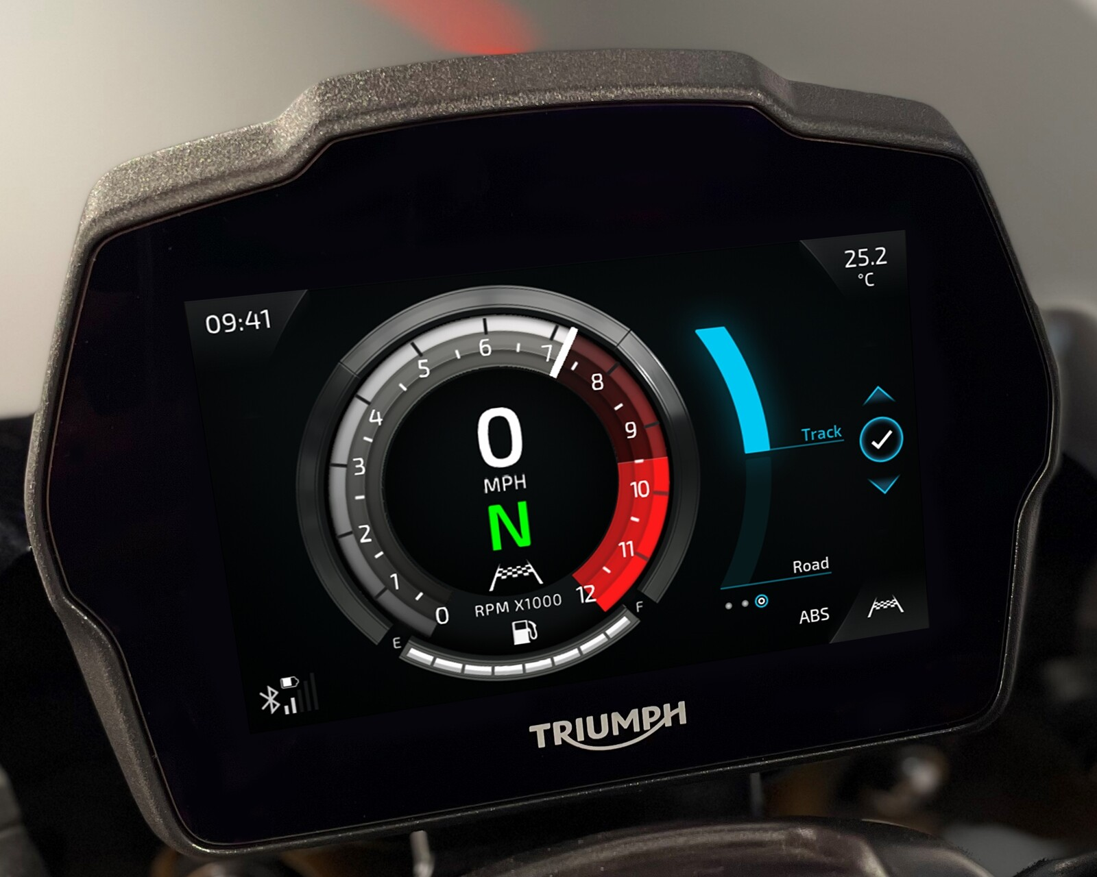 Foto de Triumph Speed Triple 1200 RS 2021 (64/71)