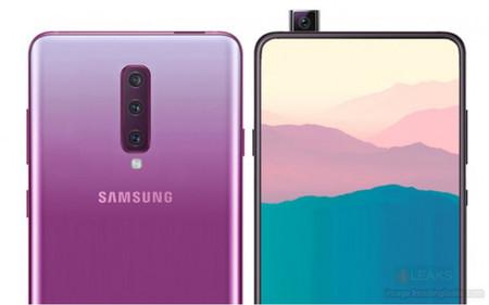 El Samsung Galaxy A90 llegará con 6,73 pulgadas sin notch y cámara retráctil, según los últimos rumores
